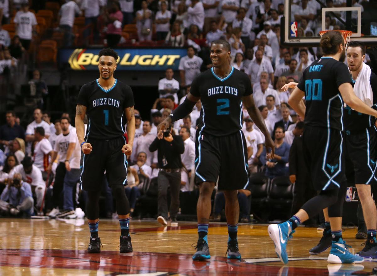 Charlotte Hornets at Miami Heat