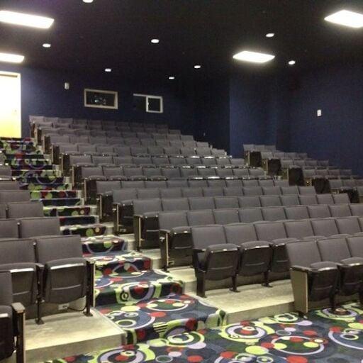 Popp Martin movie theater