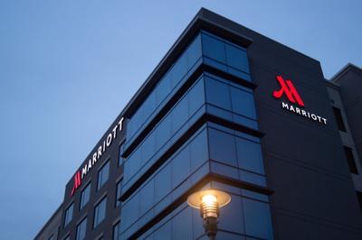Marriott Hotel on Campus