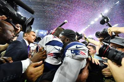 Super Bowl LI – New England Patriots vs. Atlanta Falcons