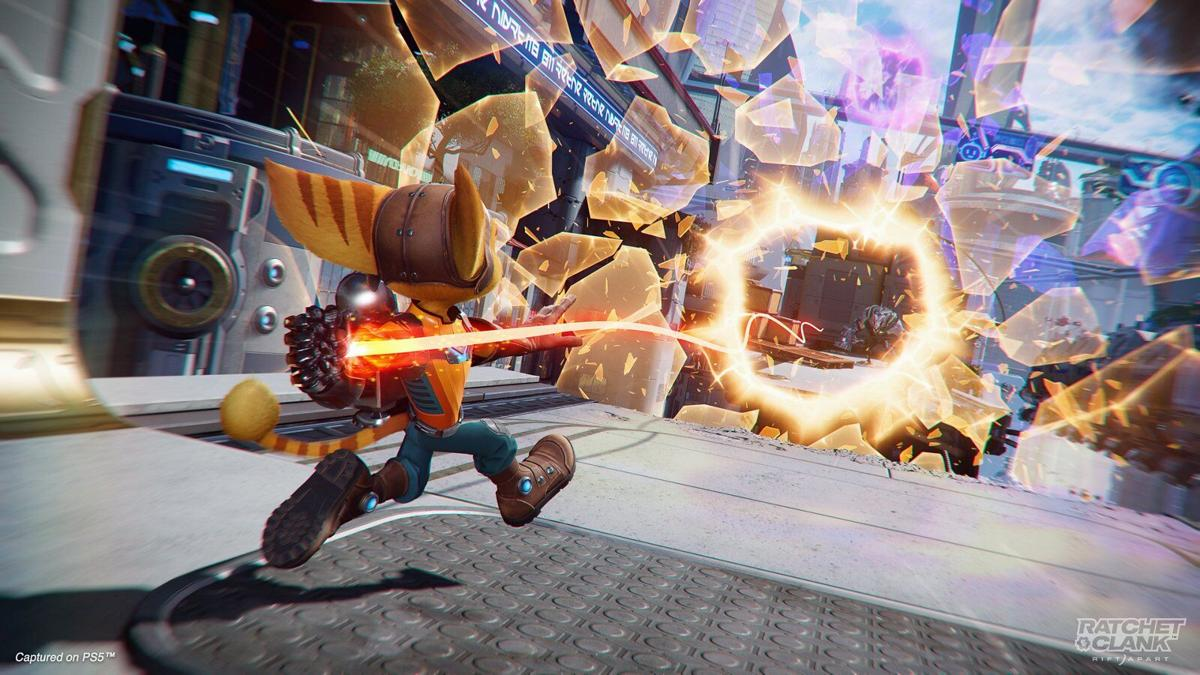 ratchet and clank photo 1