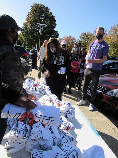 T-Shirts at Vote, Baby, Vote