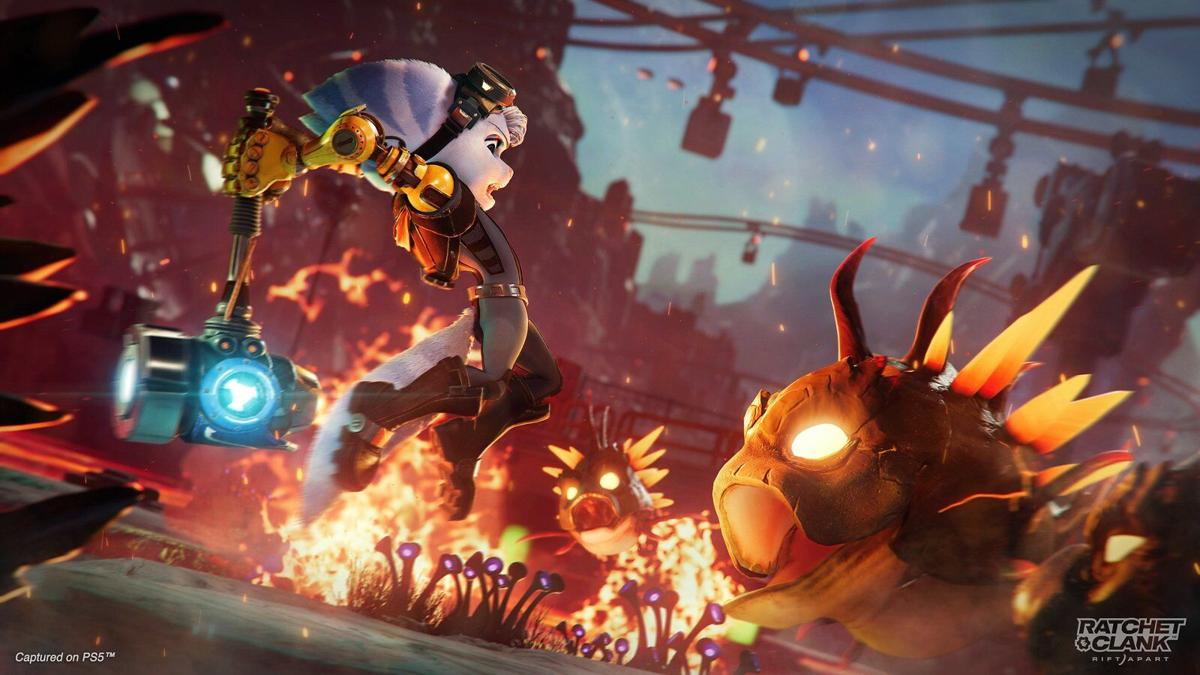 ratchet and clank photo 2