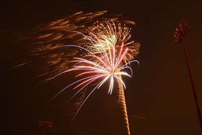 Baseball Fireworks Night, 4/4, Chris Crews, DSC_3204