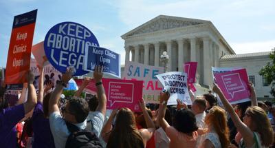 Supreme Court Rally