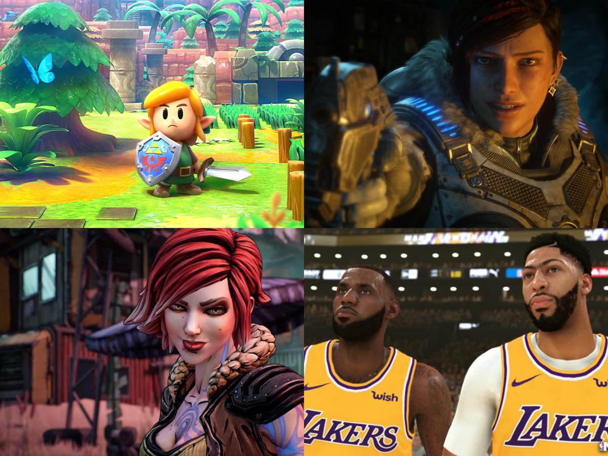 Gaming Roundup Sept 2019