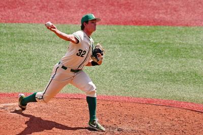 Baseball ODU Second Series