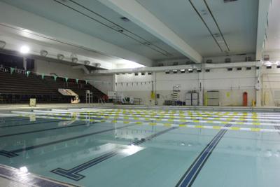 Belk Gym Pool