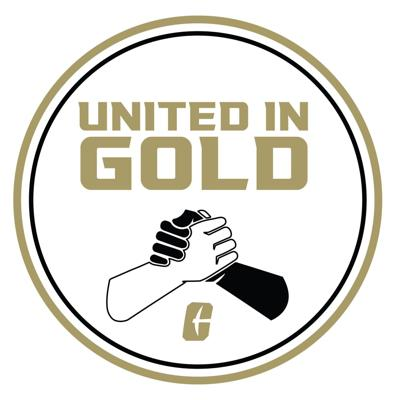 United in GOLD Cover Photo