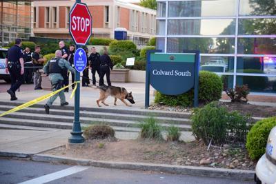 UNC Charlotte Campus Shooting, 4/30, Chris Crews, DSC_6094