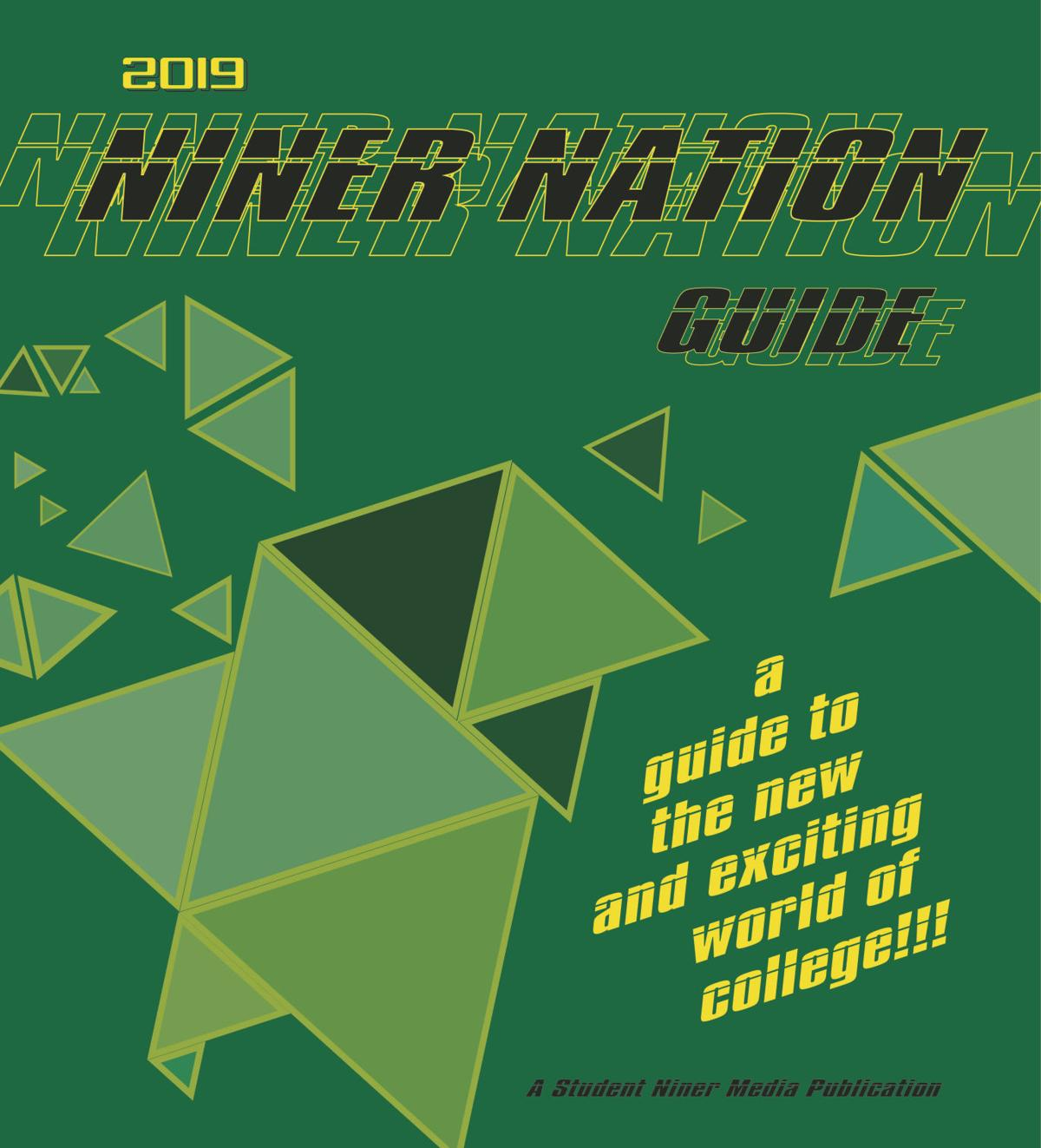 GREEN?Student Niner Nation Cover 2019