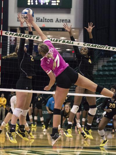 Charlotte 49ers Volleyball