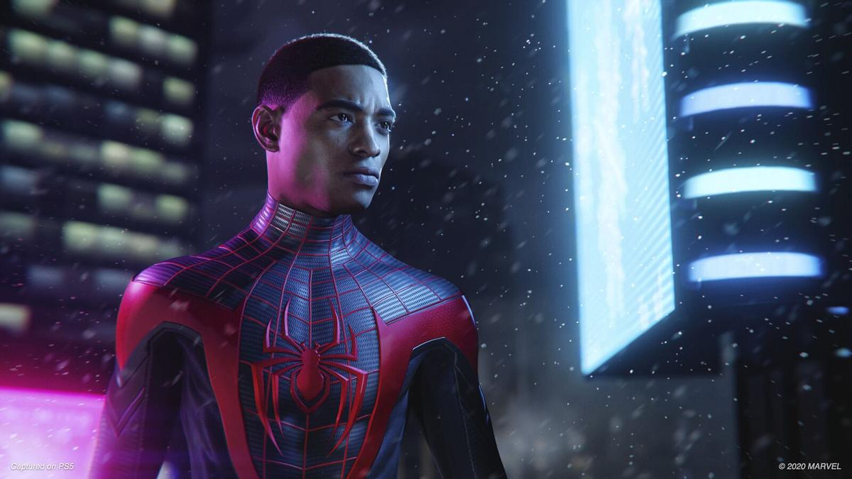 Spider-Man Miles Morales photo 1