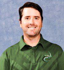Charlotte 49ers Men's Tennis Head Coach Kyle Bailey