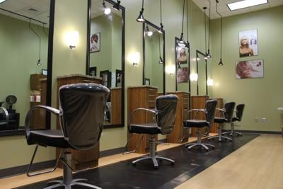 campus salon chairs