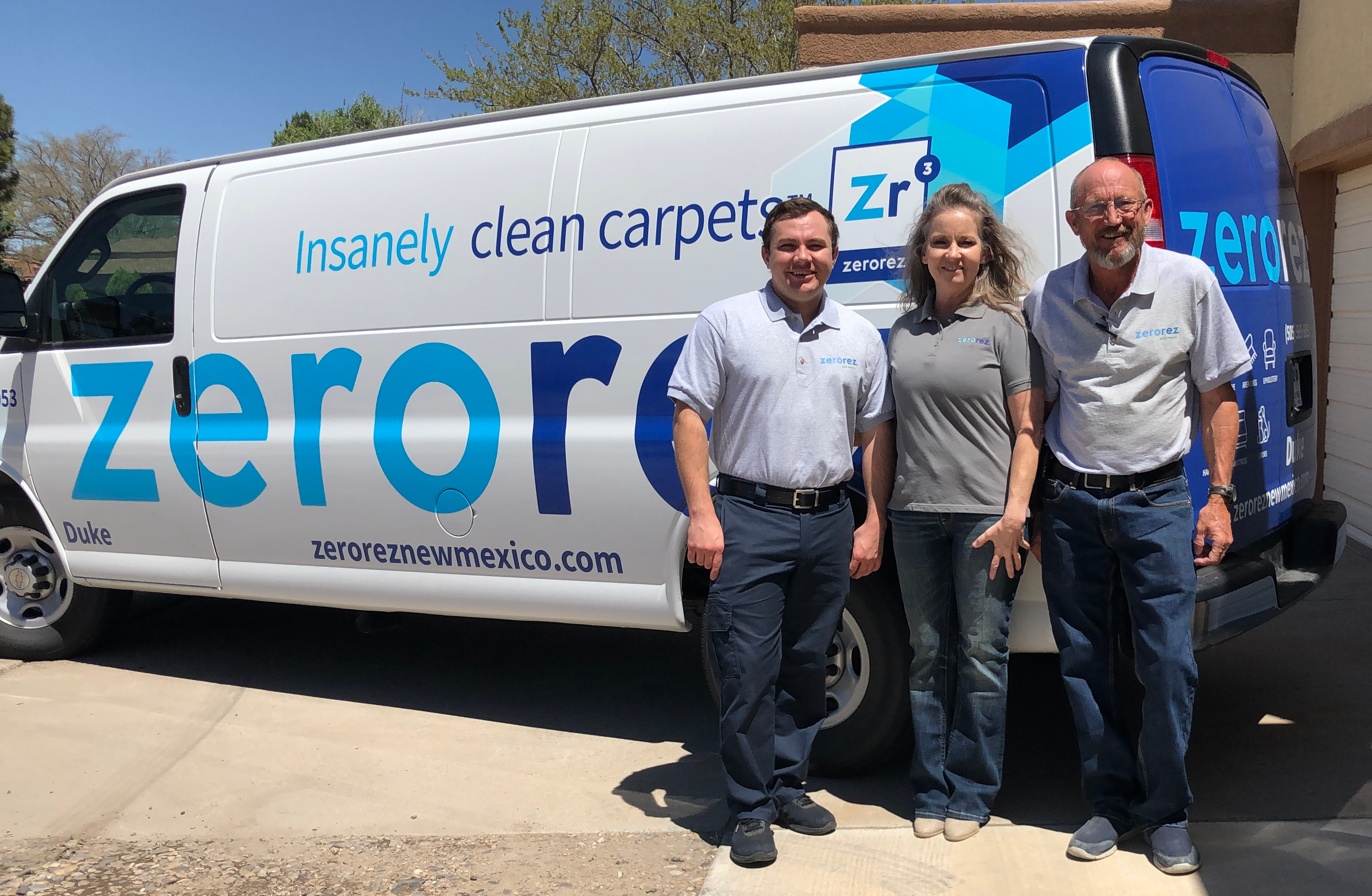 Zerorez New Mexico - A Clean Home is a Healthier Home™ image 1