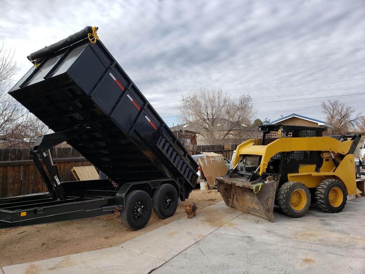 Concrete removal,Installs,Gravel installs,ect image 1