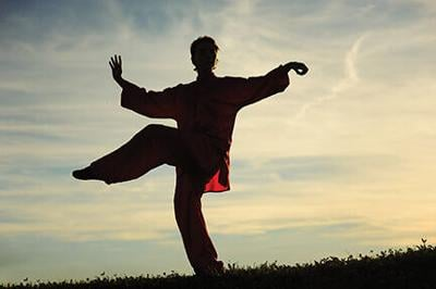 Try Tai Chi to Fight Stress