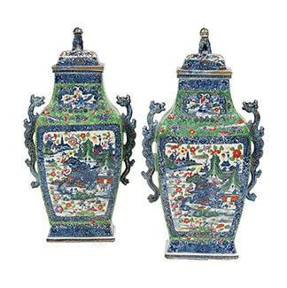 Clobbered Porcelain May Garner a Higher Price