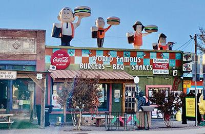 """In Search of the """"Best Green Chile Cheeseburger"""""""