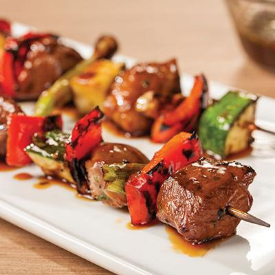 Spice Up Summer with Grilled Kebabs