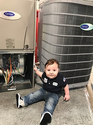 Trust the Affordable Service Family Legacy of Cooling