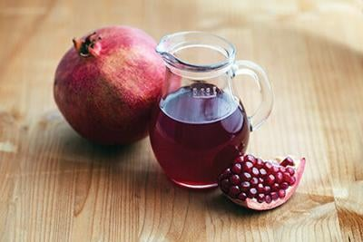 Pomegranate Seeds are  Bursting with Nutrition