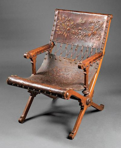 Collectible Campeche Chairs