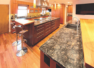 At Rocky Mountain Stone, Quality Shows. Period.