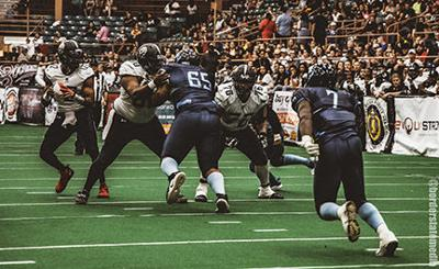 Gladiators IFL Season Opener