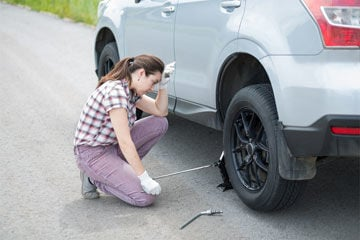 The Hazards Most Likely to Damage Your Tires