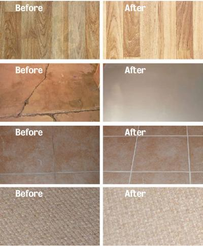 A Safe, Cost-Effective Way to Get Your Floors Clean