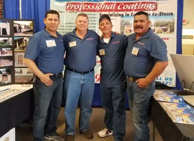 Professional Coatings Reinforces Strong Work Ethic
