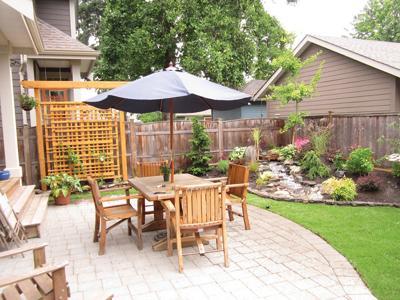 Big Ideas For Small Patio Spaces Home Garden Nmmarketplace Com