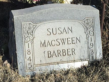 Susan McSween Barber: Cattle Queen of New Mexico