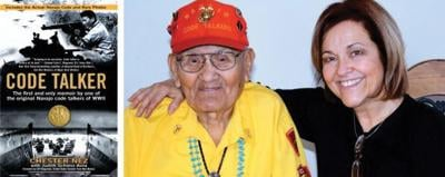 Hear the Heroic Story of a Code Talker