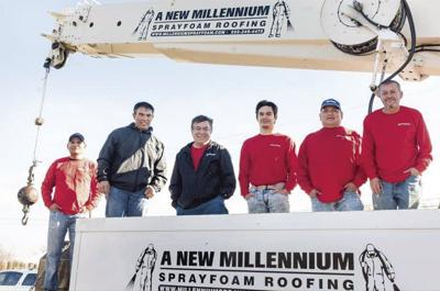 A New Millennium Roofs Provide Reliable Protection