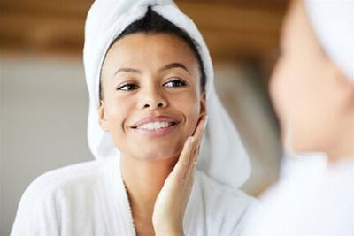 Luxury for Less: 5 Tips for  Glowing Skin This Winter
