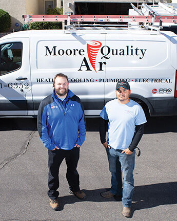 Enjoy Comfort in Your Home with Moore Quality Air