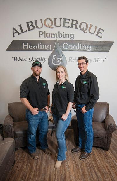 Quality, Experience and Reliability at ABQ Plumbing
