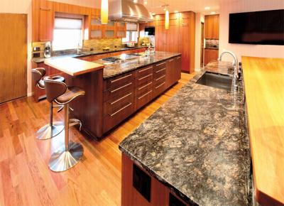 Rocky Mountain Stone is a Natural Fit in Albuquerque
