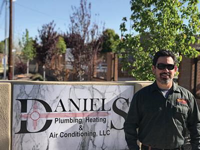 Keep Comfortable at Home with Daniels