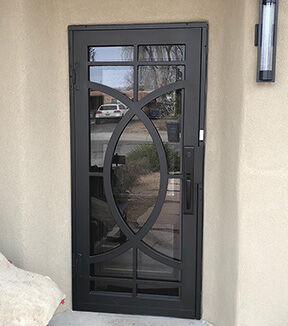 Protect Your Home in Style with Action Security Iron