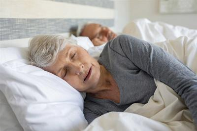How You Sleep Could Give You Wrinkles