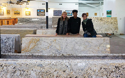 Natural Beauty, Durability Fuels Passion for Granite