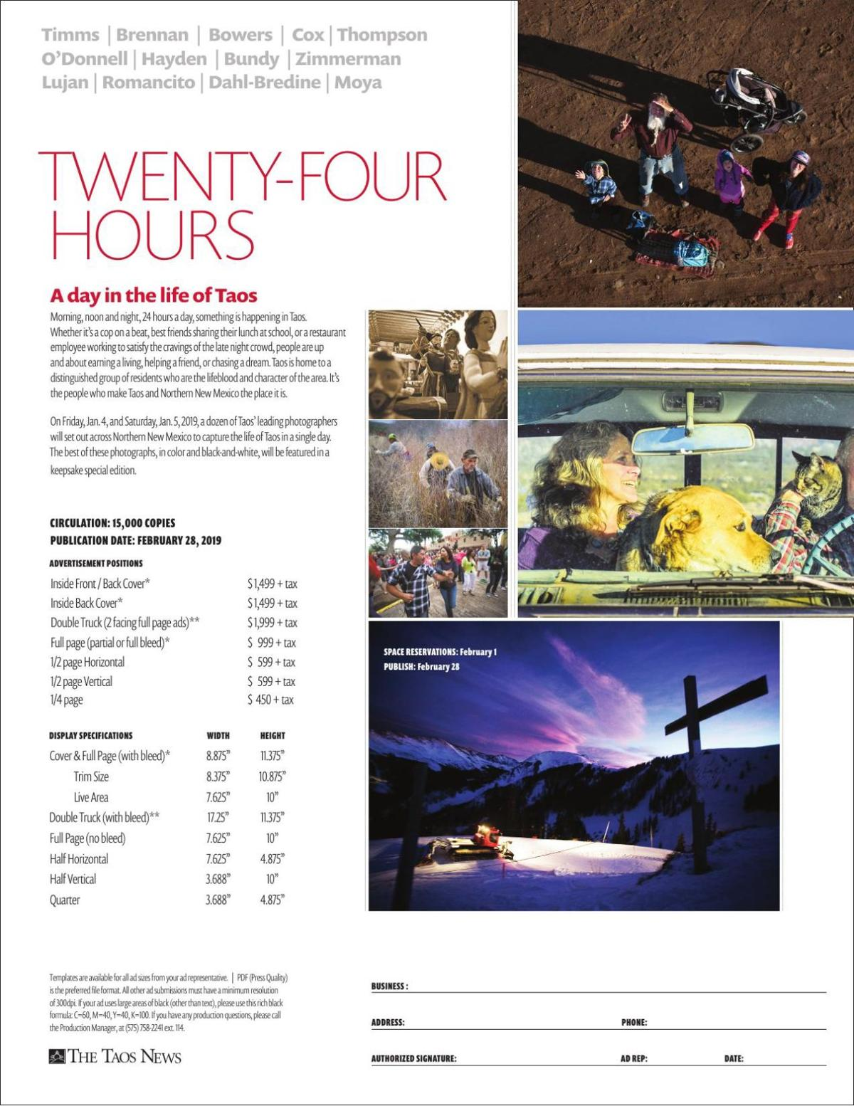 24 Hours of Taos