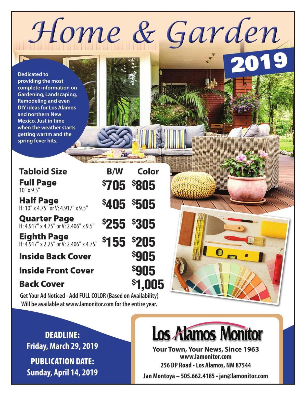 2019 Home and Garden