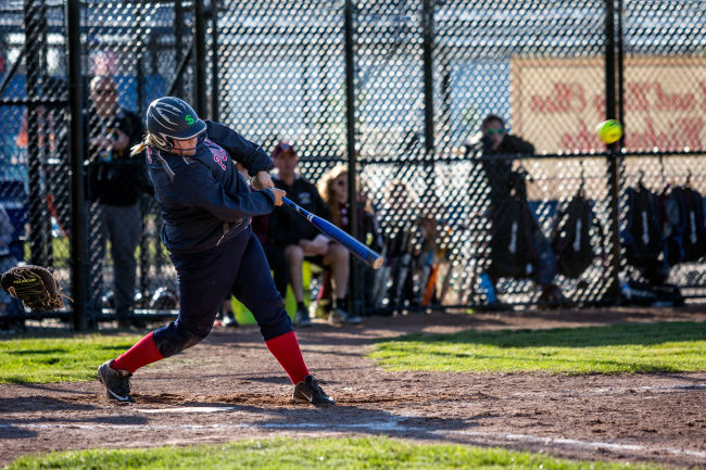 Birmingham, of Pulaski, ecstatic over being selected to NYSCCOGS All-State Softball Class C team