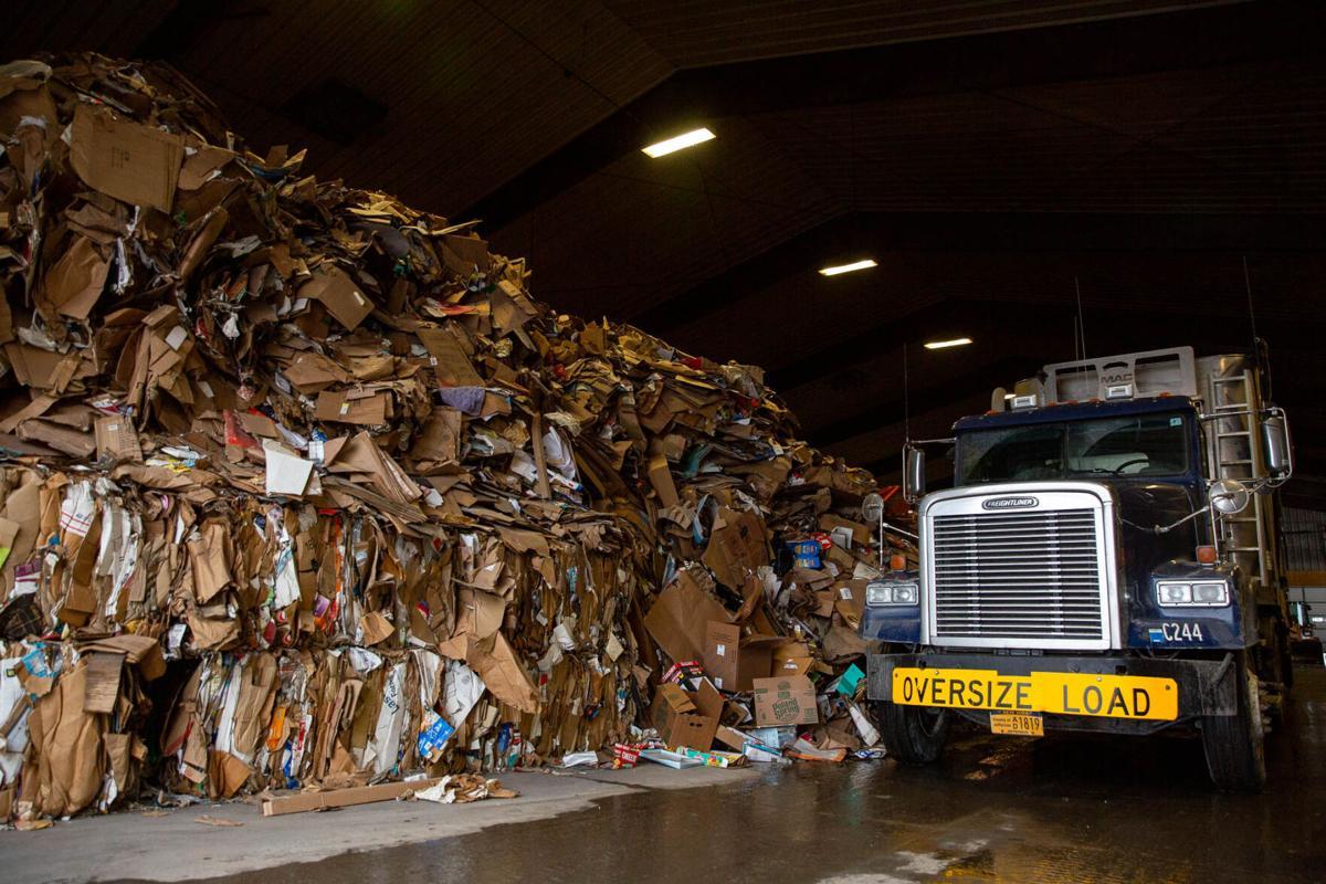 Cardboard overload