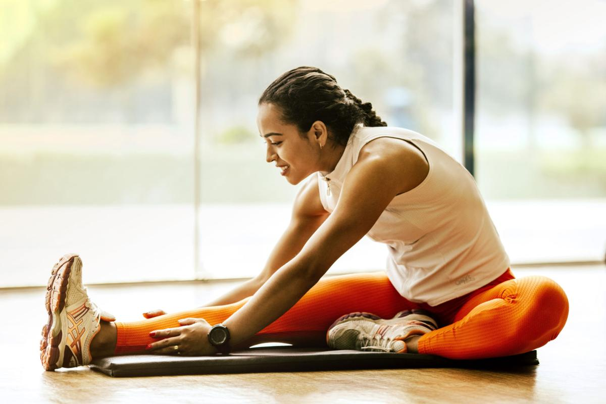Ways to stay physically active at home